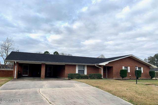 1341 W Gum Avenue, Eunice, LA 70535 (MLS #21001107) :: Keaty Real Estate