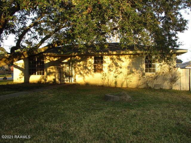406 Curtis Drive, Franklin, LA 70538 (MLS #21001440) :: Keaty Real Estate
