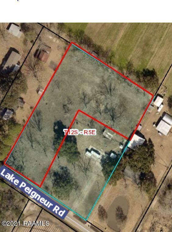 9800 Lake Peigneur Road, New Iberia, LA 70560 (MLS #21001788) :: Keaty Real Estate