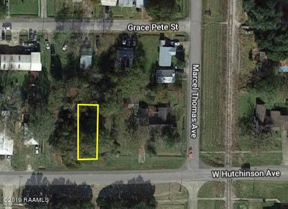 W Hutchinson Avenue, Crowley, LA 70526 (MLS #21002028) :: Keaty Real Estate