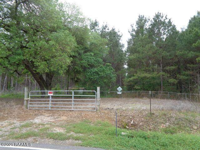 1262 Jeanus Road, Ville Platte, LA 70586 (MLS #21002698) :: Keaty Real Estate