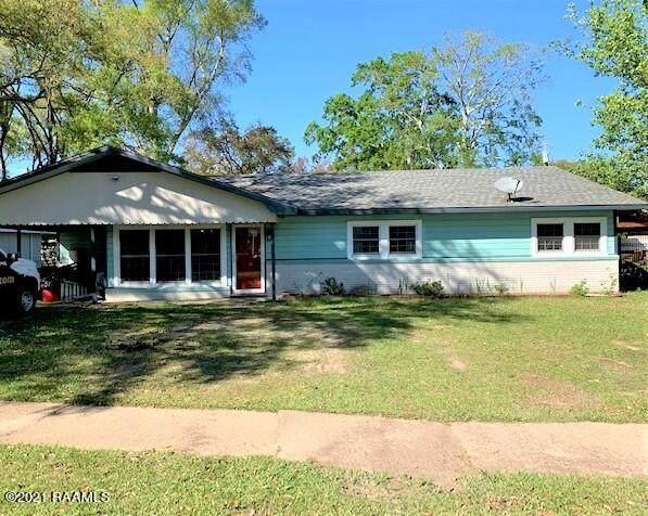 227 Highland Boulevard, Ville Platte, LA 70586 (MLS #21002749) :: Keaty Real Estate