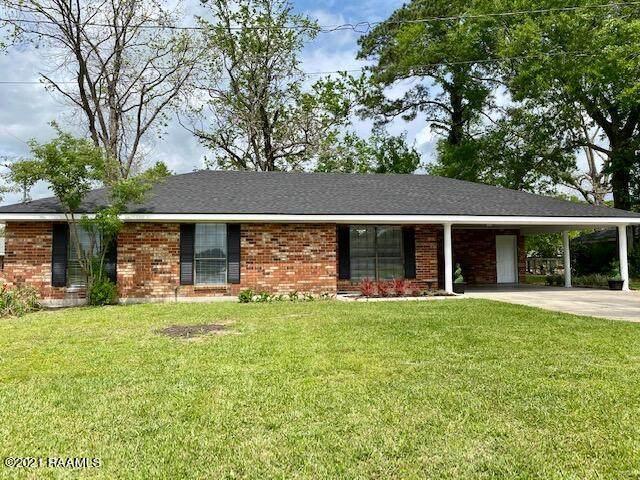 721 E Butcher Switch Road, Lafayette, LA 70507 (MLS #21003040) :: Keaty Real Estate
