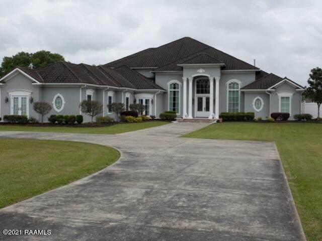 1151 Lsu-E Drive, Eunice, LA 70535 (MLS #21003043) :: Keaty Real Estate
