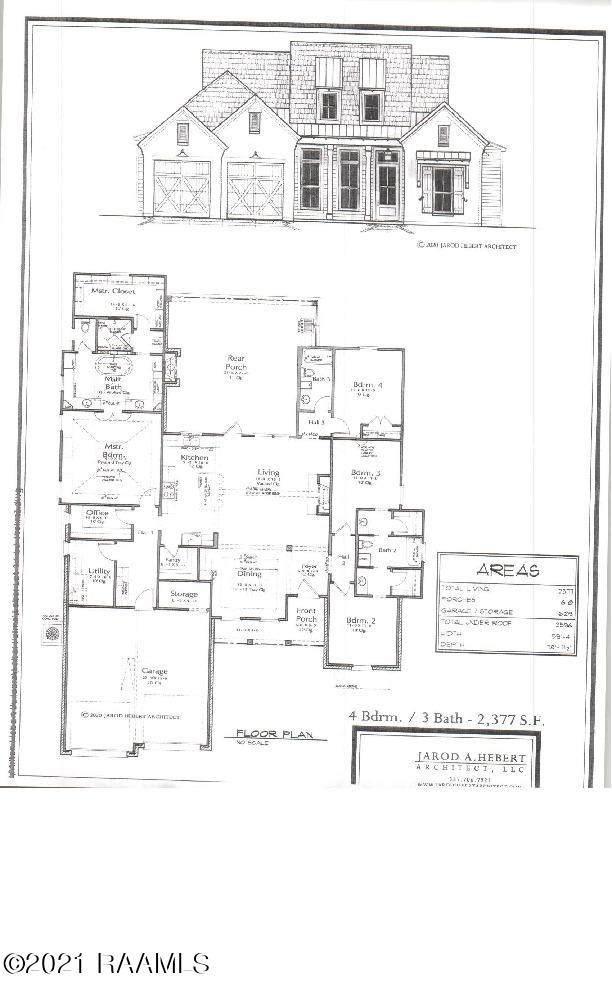 202 Canary Palm Way, Broussard, LA 70518 (MLS #21003605) :: Keaty Real Estate