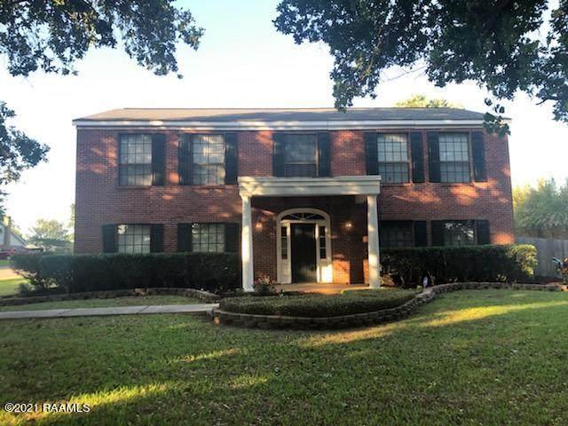 100 Vennard Avenue, Lafayette, LA 70501 (MLS #21004008) :: Keaty Real Estate