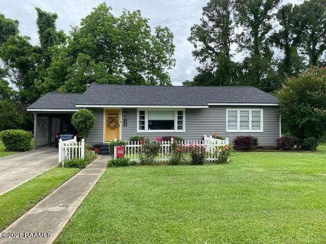 173 N Arlington Drive, Lafayette, LA 70503 (MLS #21004799) :: Keaty Real Estate