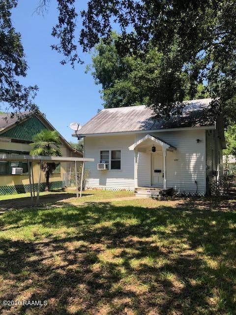 620 N Ave E, Crowley, LA 70526 (MLS #21004914) :: Keaty Real Estate