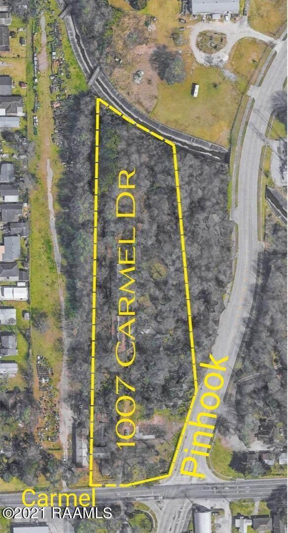 1007 Carmel Drive, Lafayette, LA 70501 (MLS #21005076) :: Keaty Real Estate