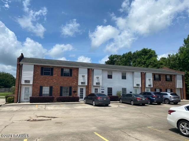 3 Flagg Place A4, Lafayette, LA 70508 (MLS #21005184) :: United Properties