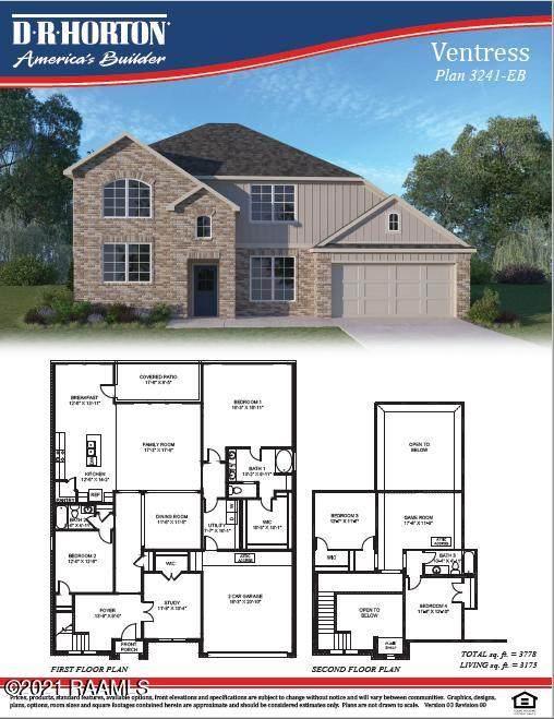 203 South Lakepointe Drive, Lafayette, LA 70506 (MLS #21005263) :: United Properties