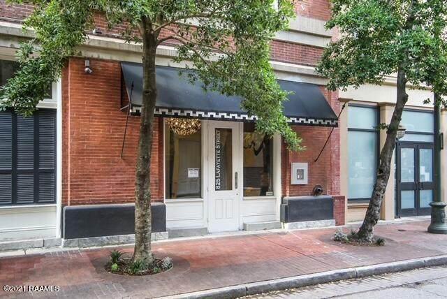 825 Lafayette Street, New Orleans, LA 70113 (MLS #21005427) :: Keaty Real Estate