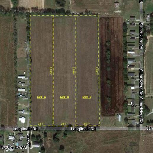 700 Langlinais (Lot B) Road, Youngsville, LA 70592 (MLS #21005556) :: Keaty Real Estate