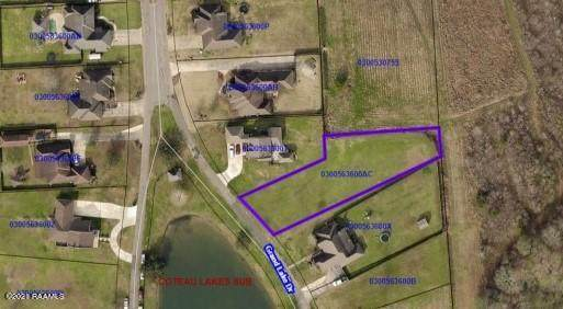 Tbd Grand Lake Drive, Arnaudville, LA 70512 (MLS #21005674) :: Keaty Real Estate