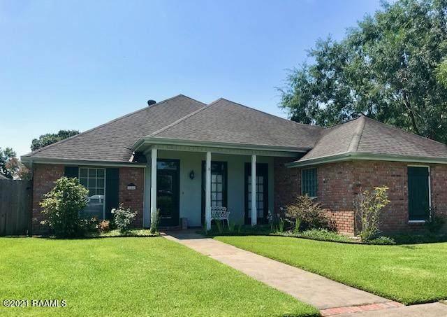 106 Ashland Court, Lafayette, LA 70508 (MLS #21006351) :: Keaty Real Estate