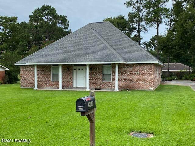213 E Magnolia Avenue, Abbeville, LA 70510 (MLS #21006465) :: Keaty Real Estate
