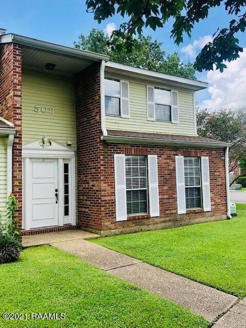 101 Wilbourn Boulevard #508, Lafayette, LA 70506 (MLS #21006518) :: Keaty Real Estate