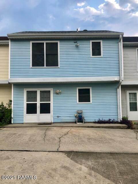 130 Mimosa Place H, Lafayette, LA 70506 (MLS #21006546) :: Keaty Real Estate