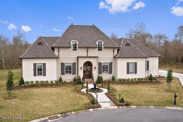 205 Oak Park Court, Belle Chasse, LA 70037 (MLS #21006802) :: United Properties