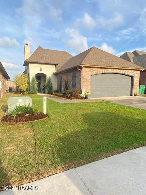 108 Canton Court, Youngsville, LA 70592 (MLS #21006839) :: Keaty Real Estate