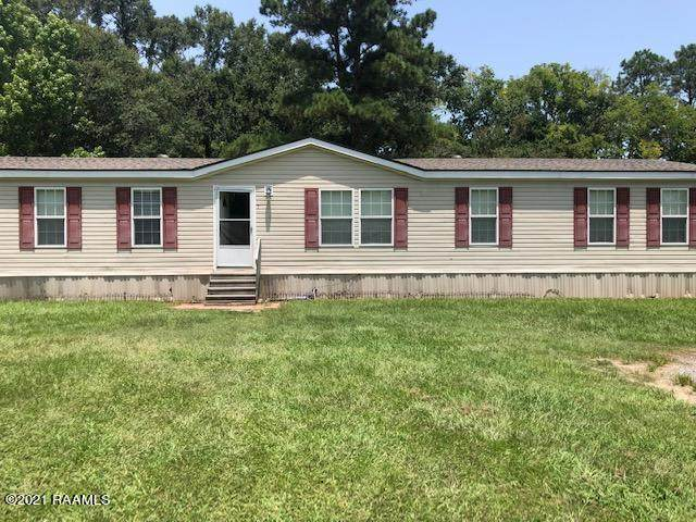 146 Bellanise Road, Port Barre, LA 70577 (MLS #21006852) :: Keaty Real Estate
