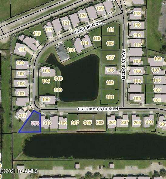315 Crooked Stick Lane, Lafayette, LA 70506 (MLS #21006999) :: Keaty Real Estate