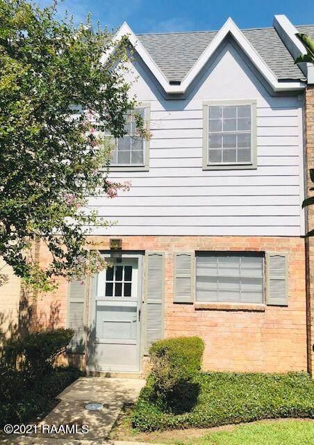 1318 Dulles Drive E, Lafayette, LA 70506 (MLS #21007022) :: Keaty Real Estate