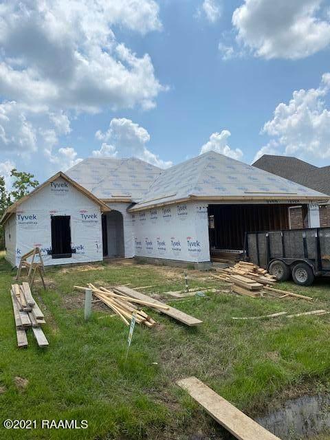206 Zoie Drive, Lafayette, LA 70507 (MLS #21007027) :: Keaty Real Estate