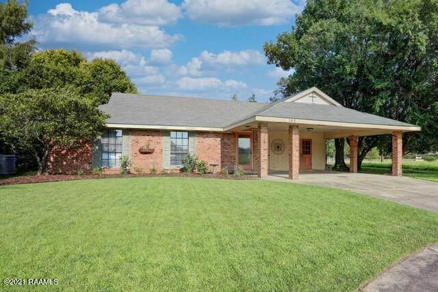 102 Steeple Chase Drive, Lafayette, LA 70506 (MLS #21007055) :: Keaty Real Estate