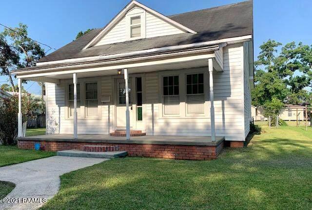 311 S 9th Street, Eunice, LA 70535 (MLS #21007886) :: Keaty Real Estate