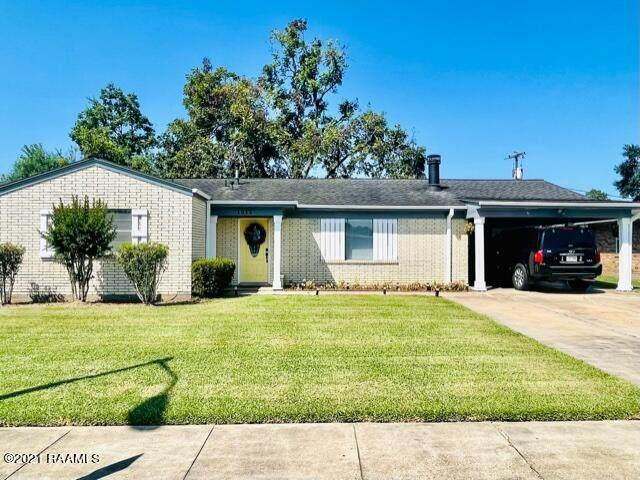 1013 Abdalla Boulevard, Opelousas, LA 70570 (MLS #21008388) :: Becky Gogola