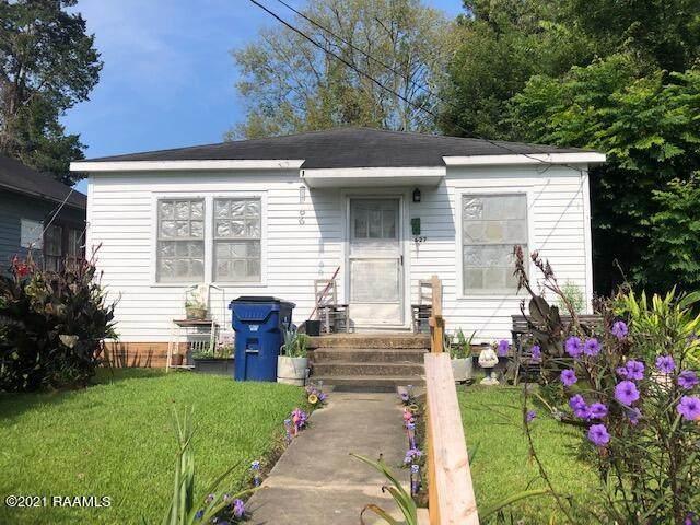 627 N Union Street, Opelousas, LA 70570 (MLS #21008614) :: Keaty Real Estate