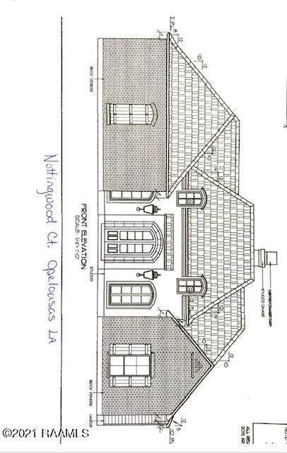 Tbd Nottingwood Court, Opelousas, LA 70570 (MLS #21008628) :: Keaty Real Estate