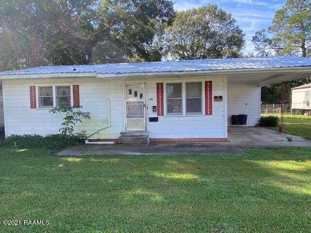 201 Armide Street, Eunice, LA 70535 (MLS #21008788) :: Keaty Real Estate