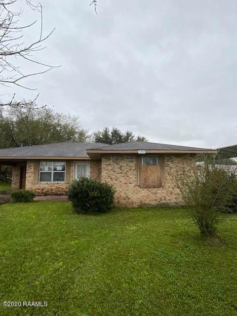 1807 Kembo Avenue, Ville Platte, LA 70586 (MLS #21008995) :: Keaty Real Estate