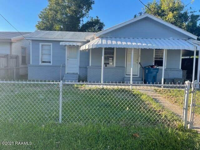 1502 St Jude Avenue, New Iberia, LA 70560 (MLS #21009494) :: Keaty Real Estate