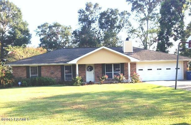 148 Teresa Drive, St. Martinville, LA 70582 (MLS #16001478) :: Keaty Real Estate