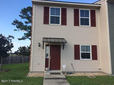 1 Townhouse Cove, Lafayette, LA 70506 (MLS #17009867) :: Keaty Real Estate