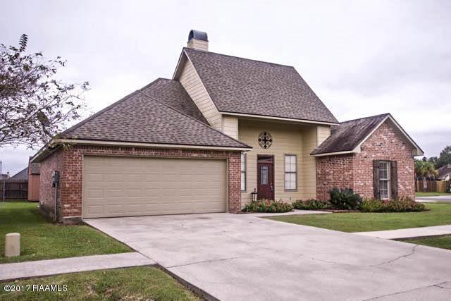 300 Magnolia Knee Drive, Carencro, LA 70520 (MLS #17011231) :: Red Door Realty