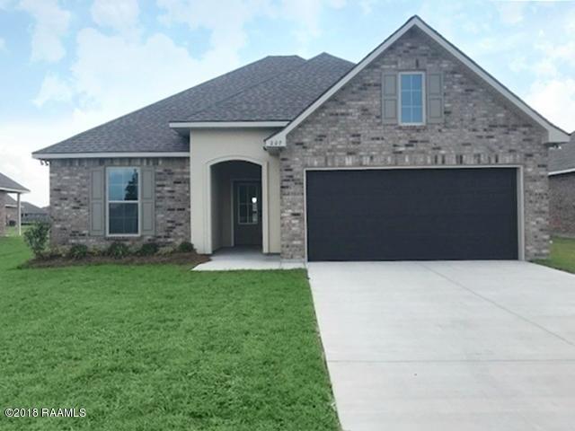 207 Hunters Hill Drive, Duson, LA 70529 (MLS #17011923) :: Keaty Real Estate