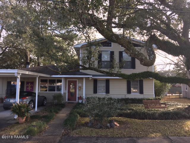 1211 Williams Avenue, Eunice, LA 70535 (MLS #18001223) :: Keaty Real Estate