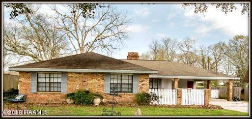 302 Amanda, Lafayette, LA 70507 (MLS #18001978) :: Keaty Real Estate