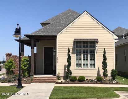 806 Waterview Road, Youngsville, LA 70592 (MLS #18003864) :: Red Door Realty