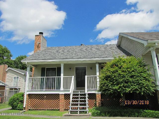 100 Teal Lane #37, Lafayette, LA 70507 (MLS #18004074) :: Keaty Real Estate