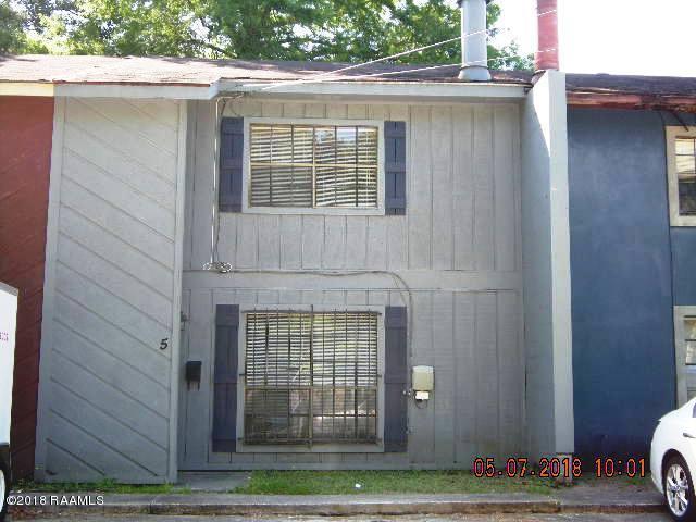 2711 E Simcoe Street #5, Lafayette, LA 70501 (MLS #18004441) :: Keaty Real Estate