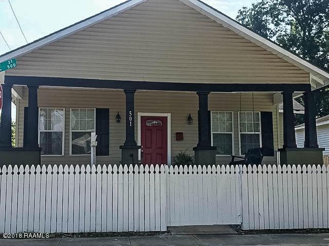 501 Lafayette Street, Lafayette, LA 70501 (MLS #18006322) :: Red Door Realty
