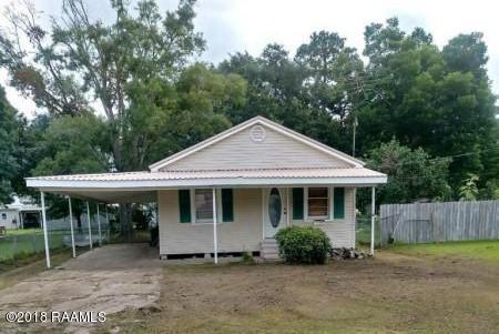 2726 Allain Street, Jeanerette, LA 70544 (MLS #18006878) :: Keaty Real Estate
