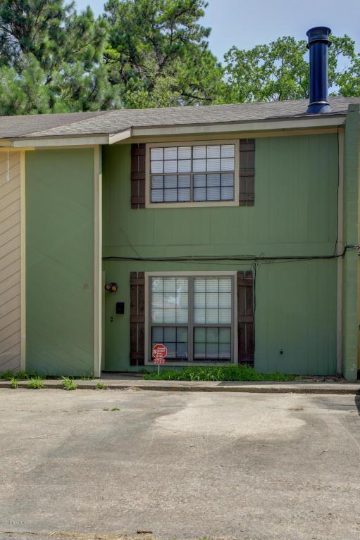 2711 E Simcoe Street #10, Lafayette, LA 70501 (MLS #18007300) :: Keaty Real Estate