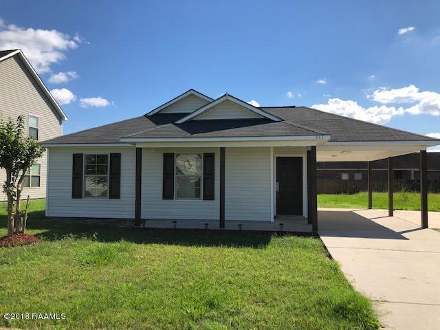 111 Hidden Oak Drive, Carencro, LA 70520 (MLS #18009615) :: Keaty Real Estate