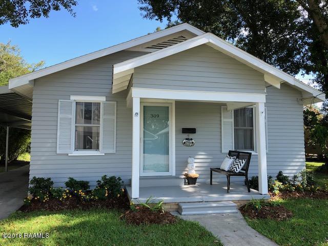 309 S Parkerson Street, Rayne, LA 70578 (MLS #18010099) :: Cachet Real Estate